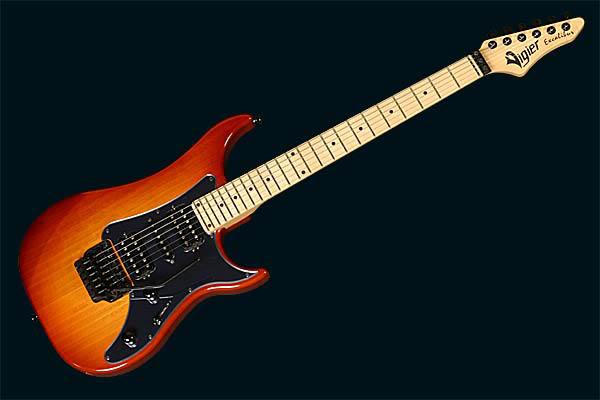 """Французская компания Vigier (читается  """"Вижье """") - типичнейший представитель категории  """"нишевых """" производителей гитар."""